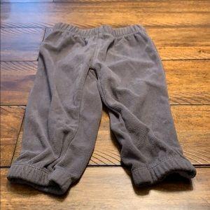 Fleece Toddler Pants